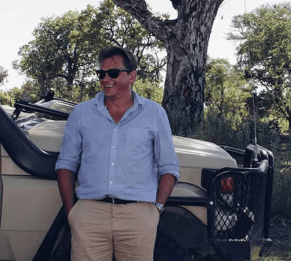 Richard White, Made in Africa Tours & Safaris