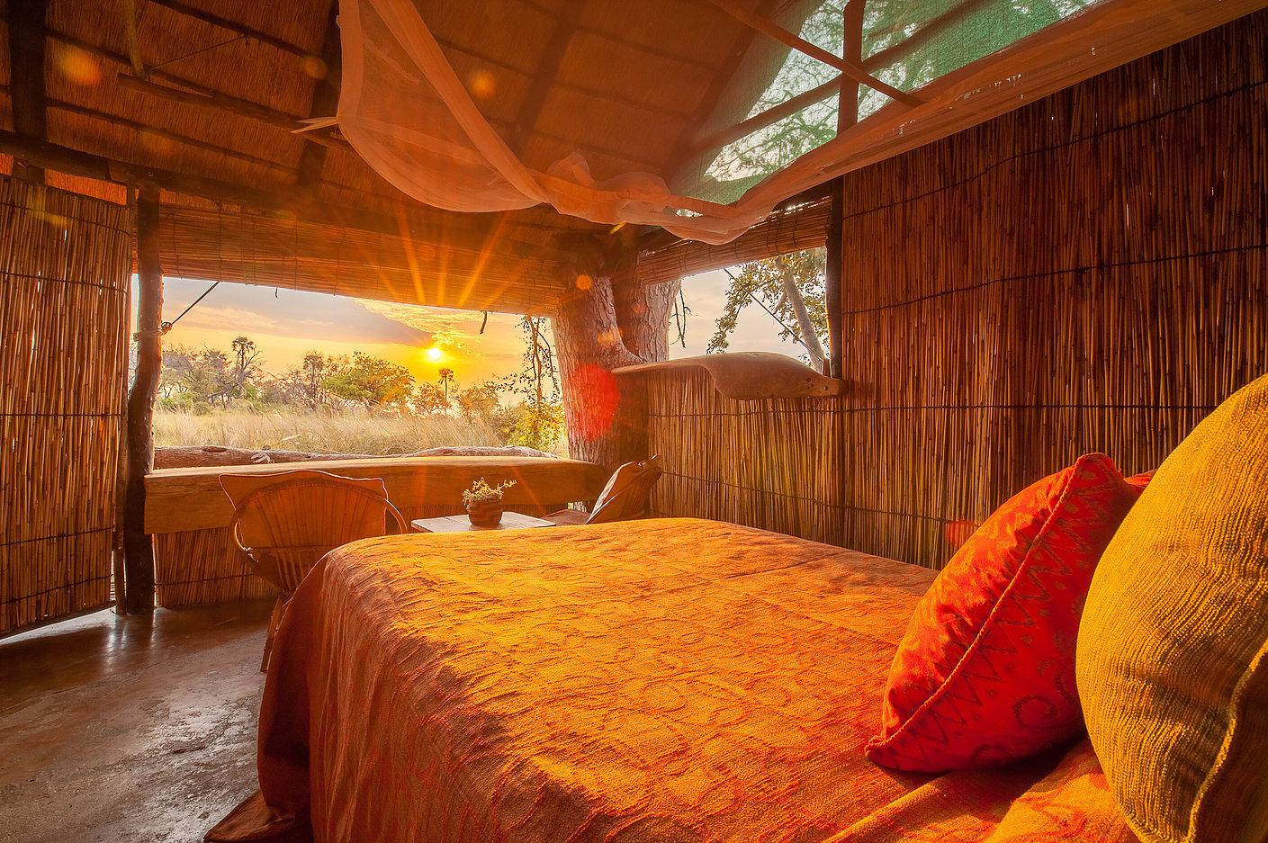 Botswana family safari7
