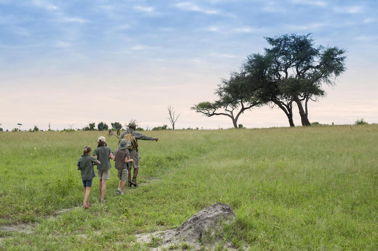 Family safari, Zimbabwe7