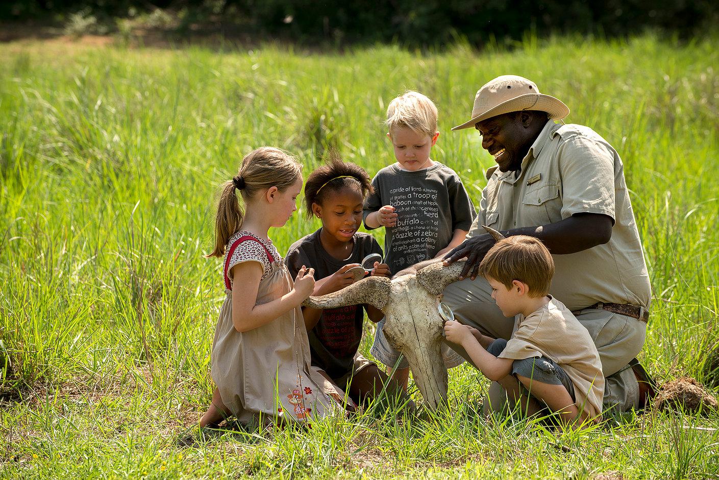 Family safaris, South Africa2