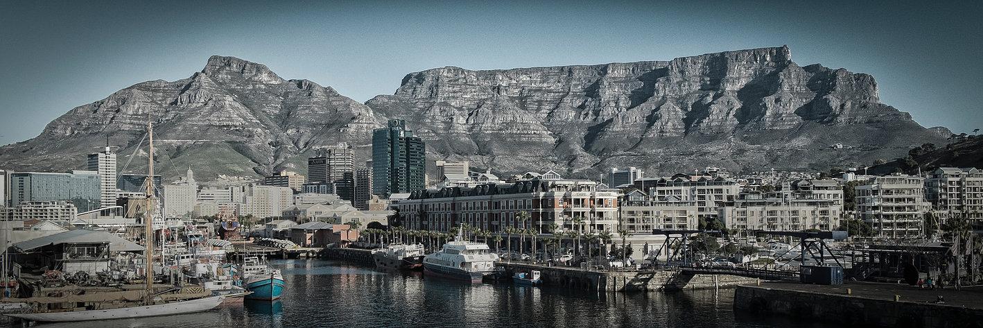 bucket-list African adventures. table moutain