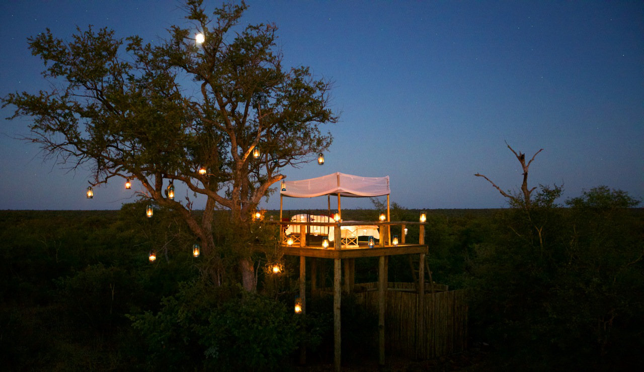 Tanda Tula, star beds