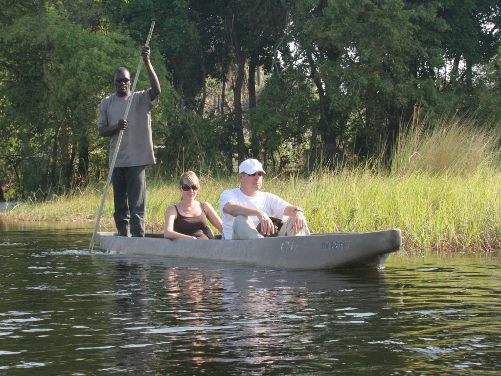 Botswana in Brief Lodge Safari (1)