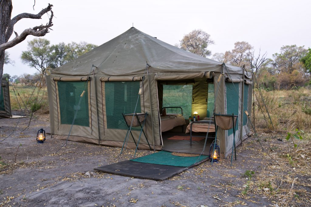 Endeavour en-suite tent