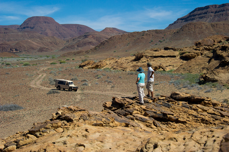 Made in Africa Tours - Namibia Exploration - Damraland Scenery