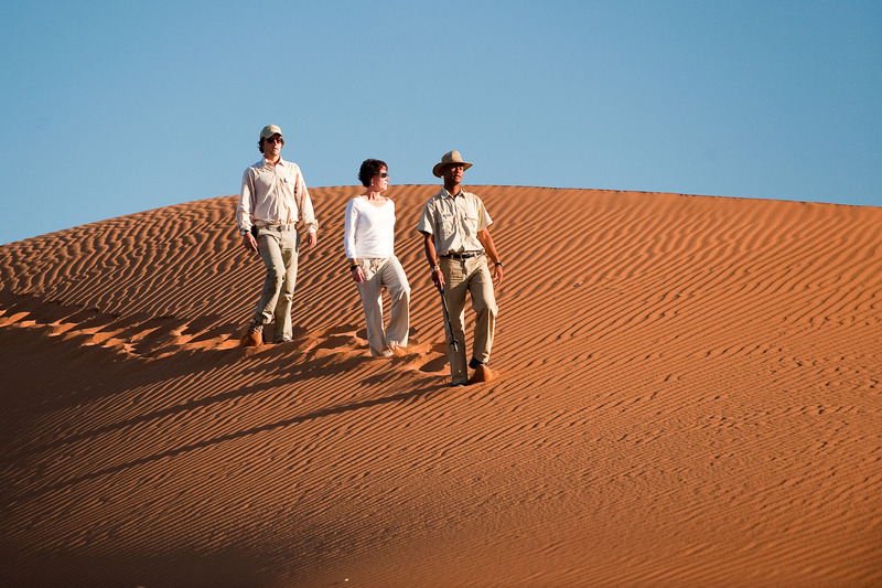 Made in Africa Tours - Namibia Exploration - Soussvlei Sand Dunes