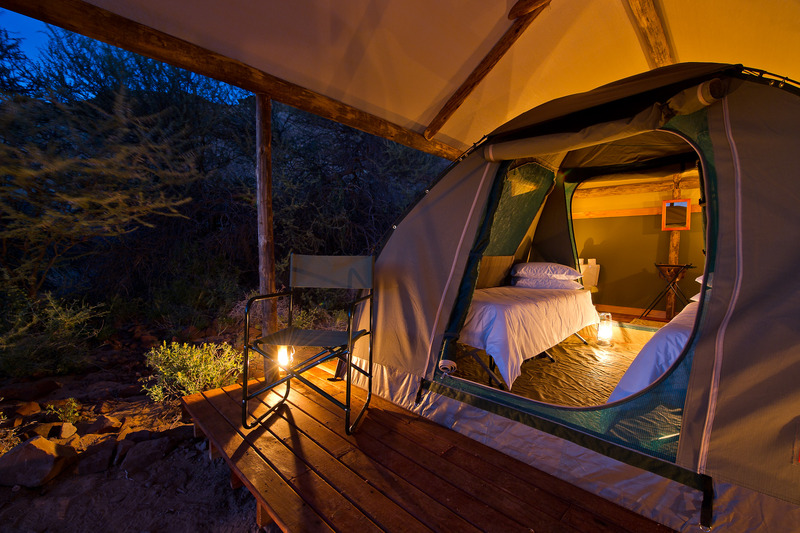Made in Africa Tours - Namibia Explortion - Damaraland Camp