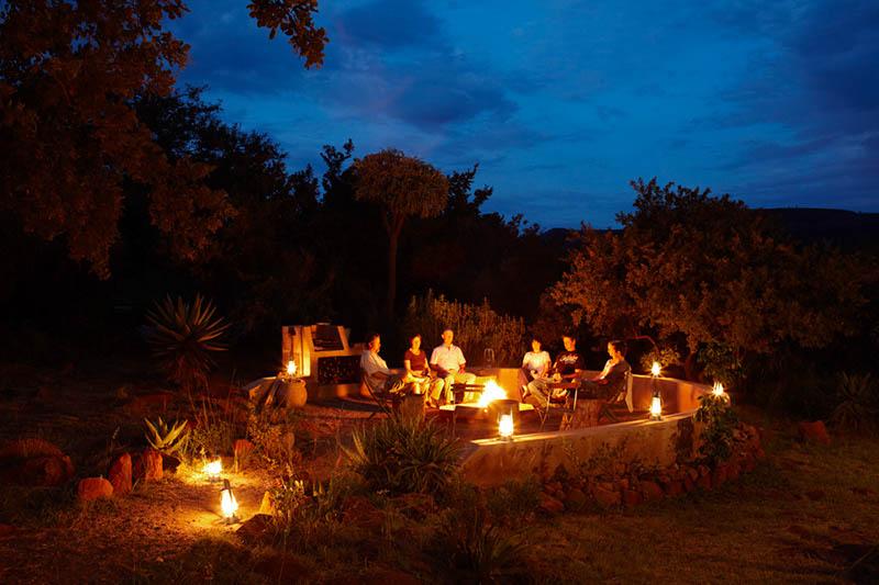Made in Africa Tours & Safaris - Berg & Bush Self - Boma