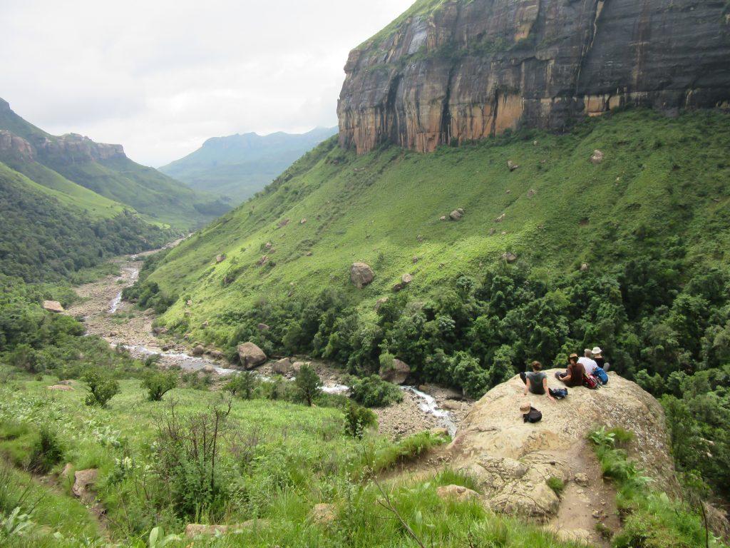 Made in Africa Tours & Safaris - Berg & Bush Self - Tugela Gorge