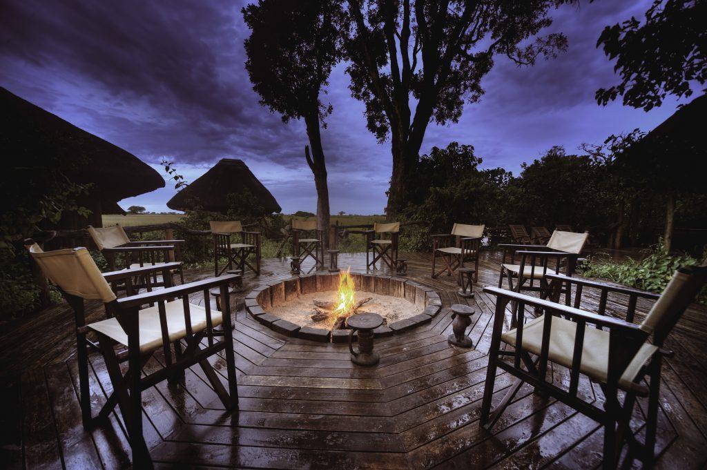 Made in Africa Tours & Safaris - Best of Botswana Lodge Safari - Lebala Camp scenery