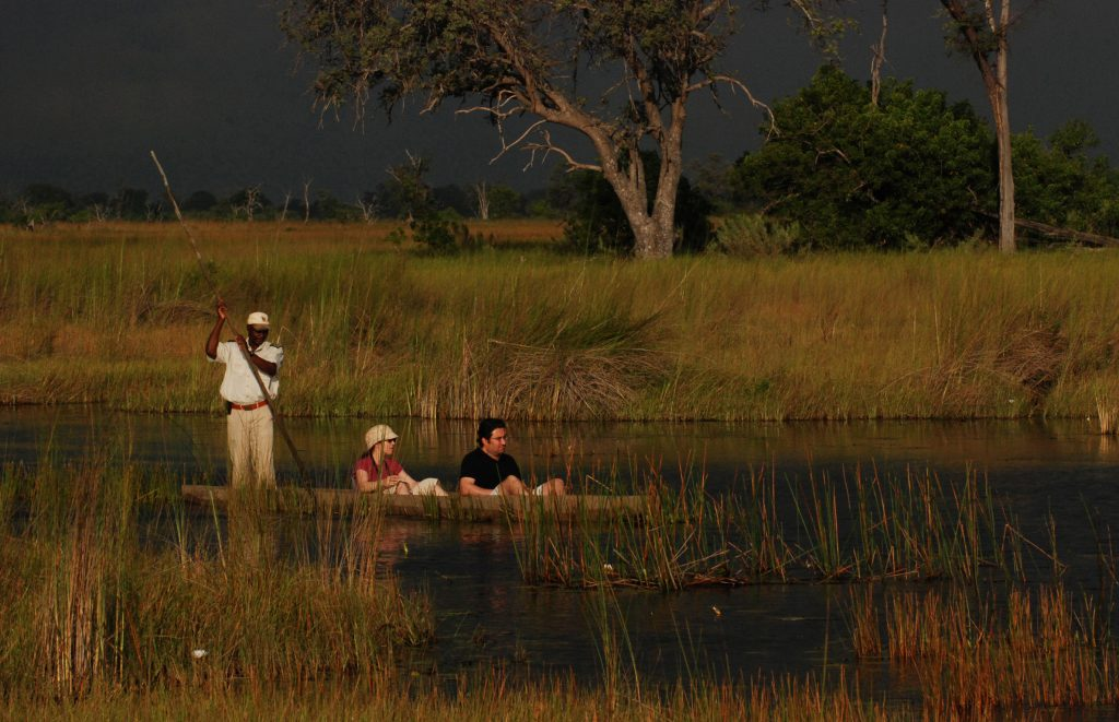 Made in Africa Tours & Safaris - Botswana Family Lodge Safari - Okavango Delta Mekoro Excursion
