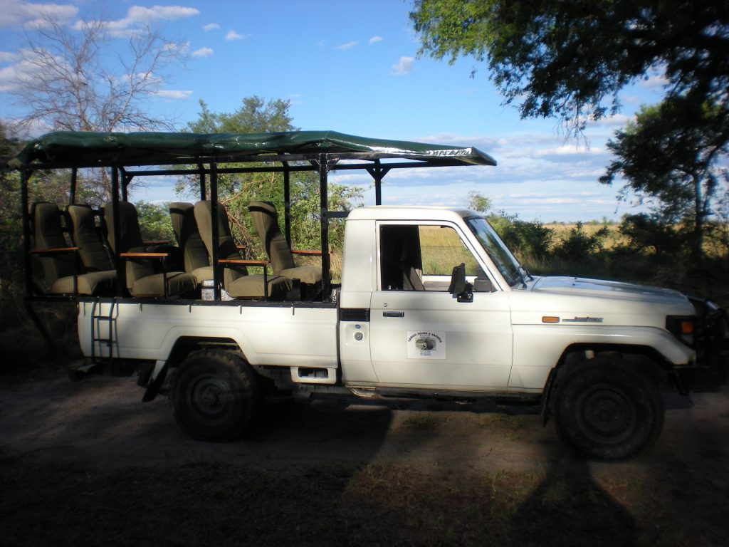 Made in Africa Tours & Safaris - Mobile Safari Vehicle