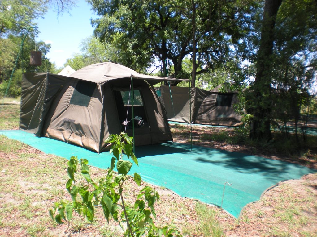 Made in Africa Tours & Safaris - Mobile Tented Camp