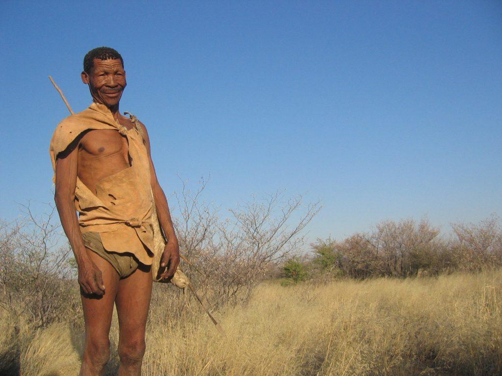 Made in Africa Tours & Safaris - Namibia & Botswana Circular Safari - Kalahari San Bushman