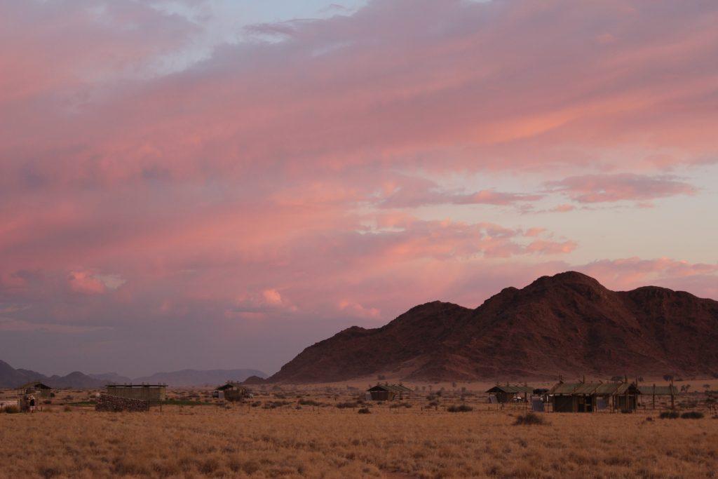 Made in Africa Tours & Safaris - Namibia & Botswana Circular Safari - Namib Desert Camp
