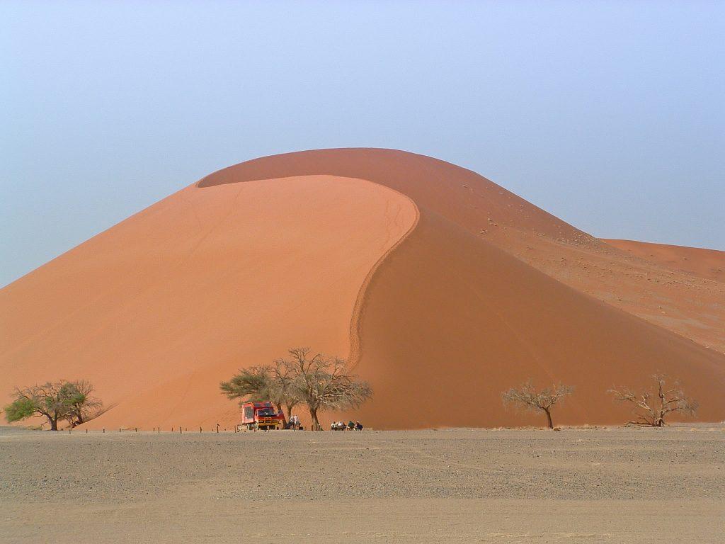 Made in Africa Tours & Safaris - Namibia & Botswana Circular Safari - Namib Desert Sand Dunes