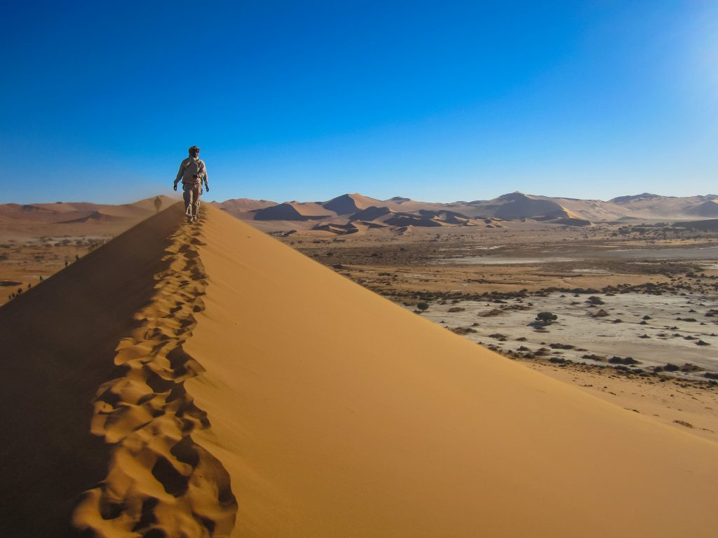 Made in Africa Tours & Safaris - Namibia & Botswana Classic Safari - Namib Desert