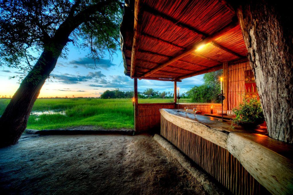 Made in Africa Tours & Safaris - Oddballs Camp Bar
