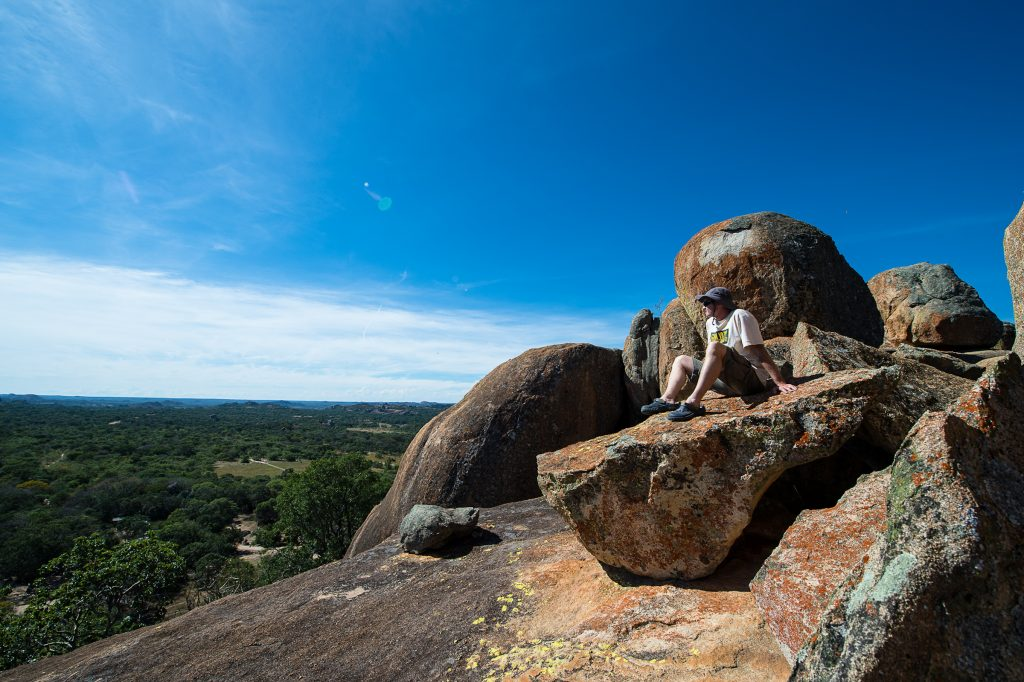 Motopos NP - Zimbabwe & Botswana Budget Lodge Safari