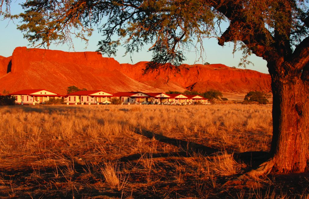 Namib Desert Lodge Publicity Shoot
