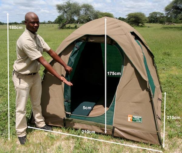 Okavango, Moremi & Chobe Camping Safari (9)