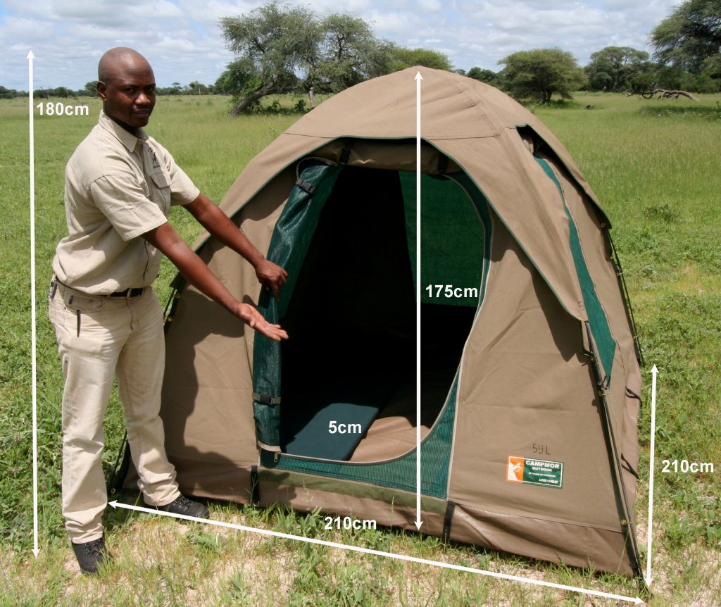 Tent new with wireless and sizes