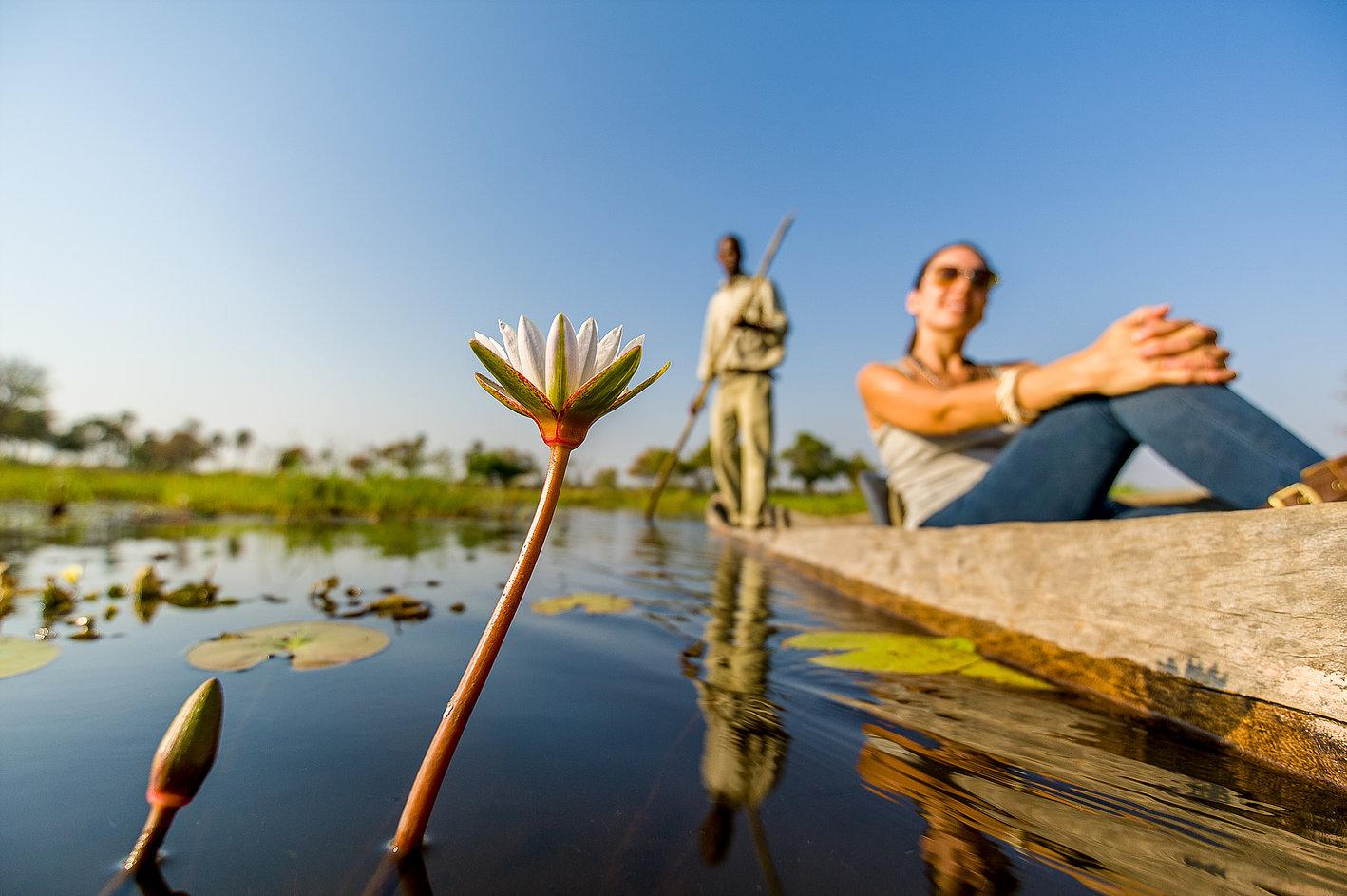 bucket-list African adventures, okavango delta