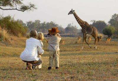 BOTSWANA FAMILY ADVENTURE SAFARI