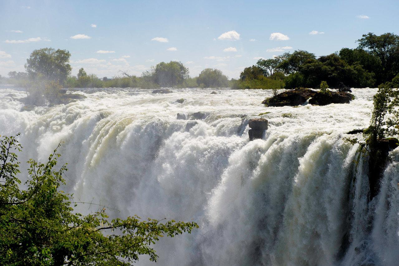 bucket-list African adventures, Victoria Falls