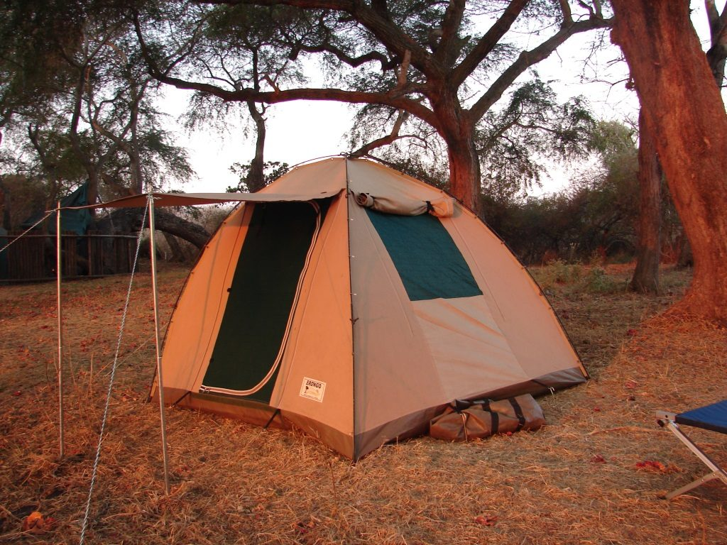 2 man dome tent (c)
