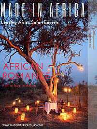 Honeymoon safari travel guide free e-magazine