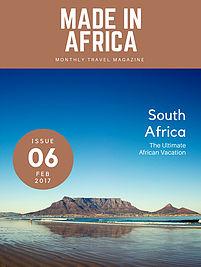 South Africa travel guide free e-magazine