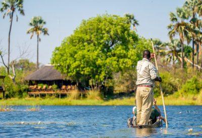 Okavango Delta Botswana lodge safari