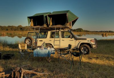 Botswana Self-Drive Camping Safari