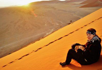 Namibia Sossusvlei dunes safari