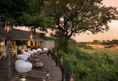 South Africa Kruger Park private lodge safari