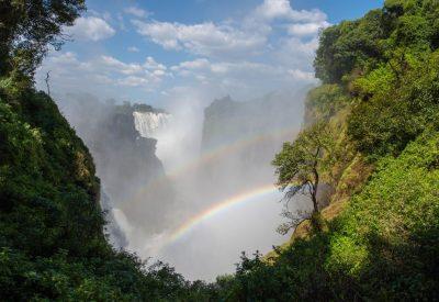 Victoria Falls Zimbabwe camping safari