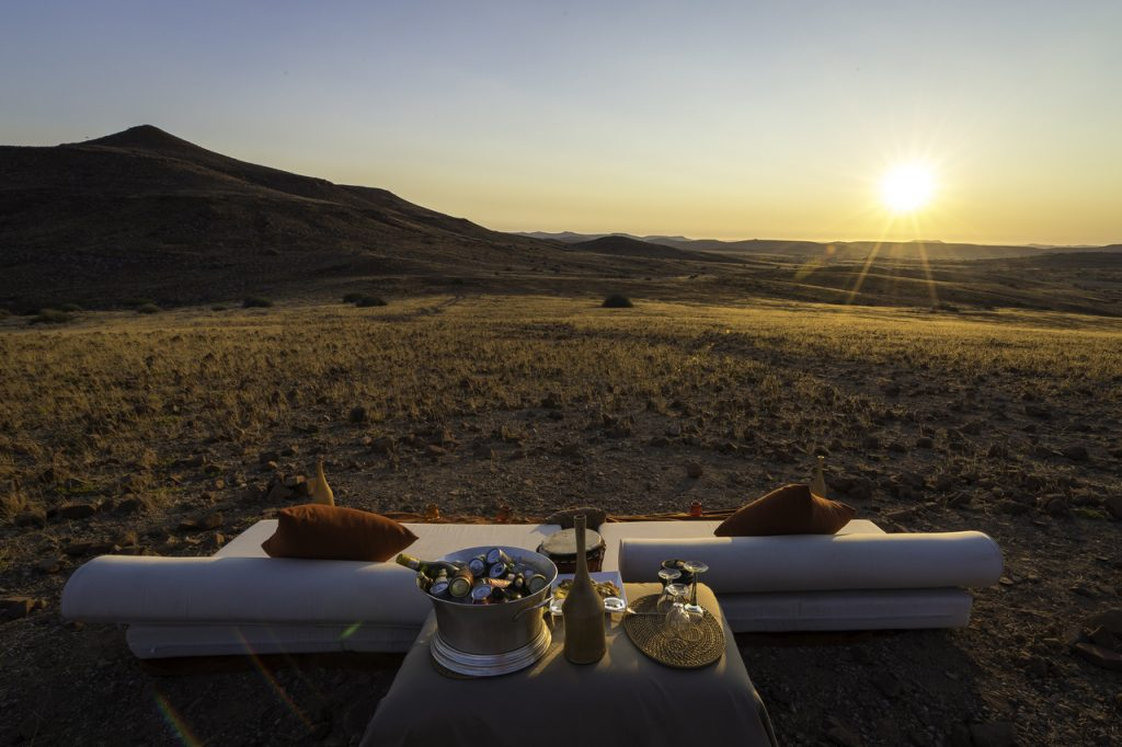 Desert Rhino Camp - Namibia Desert Safari