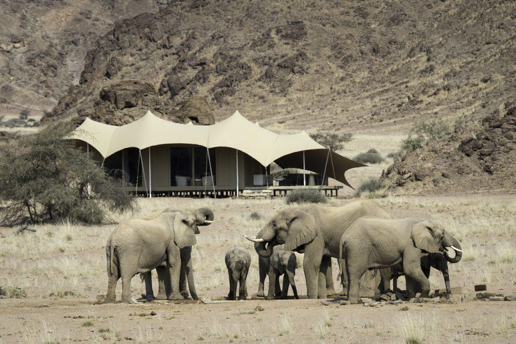 Hoanib Skeleton Coast Lodge - Namibia Desert Safari