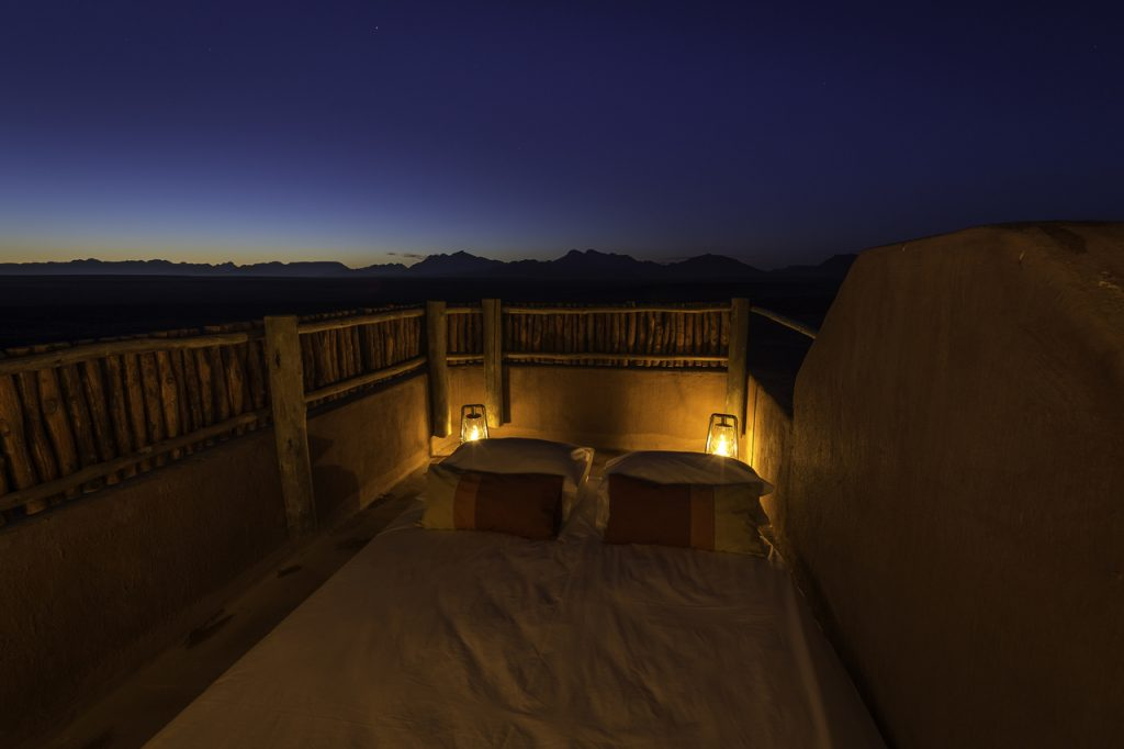 Kulala Star Bed - Namibia Desert Safari