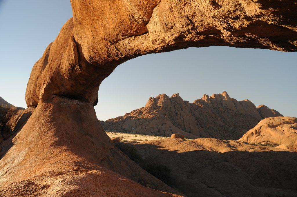 Spitzkop Arch - Cape to Vic Falls Adventure Safari