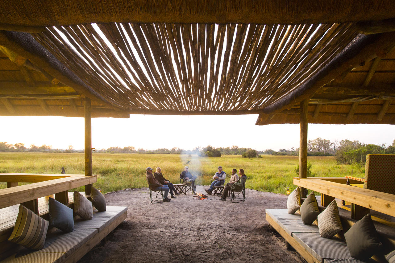 Botswana safari tour Khwai