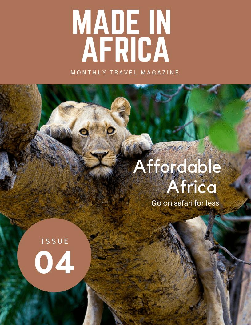 Budget safaris travel guide