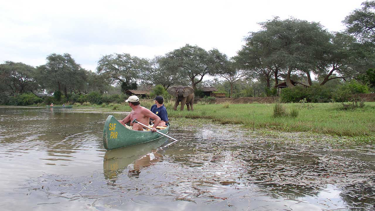 Zambia & Malawi Exploration - Lower Zambezi Canoe Safari