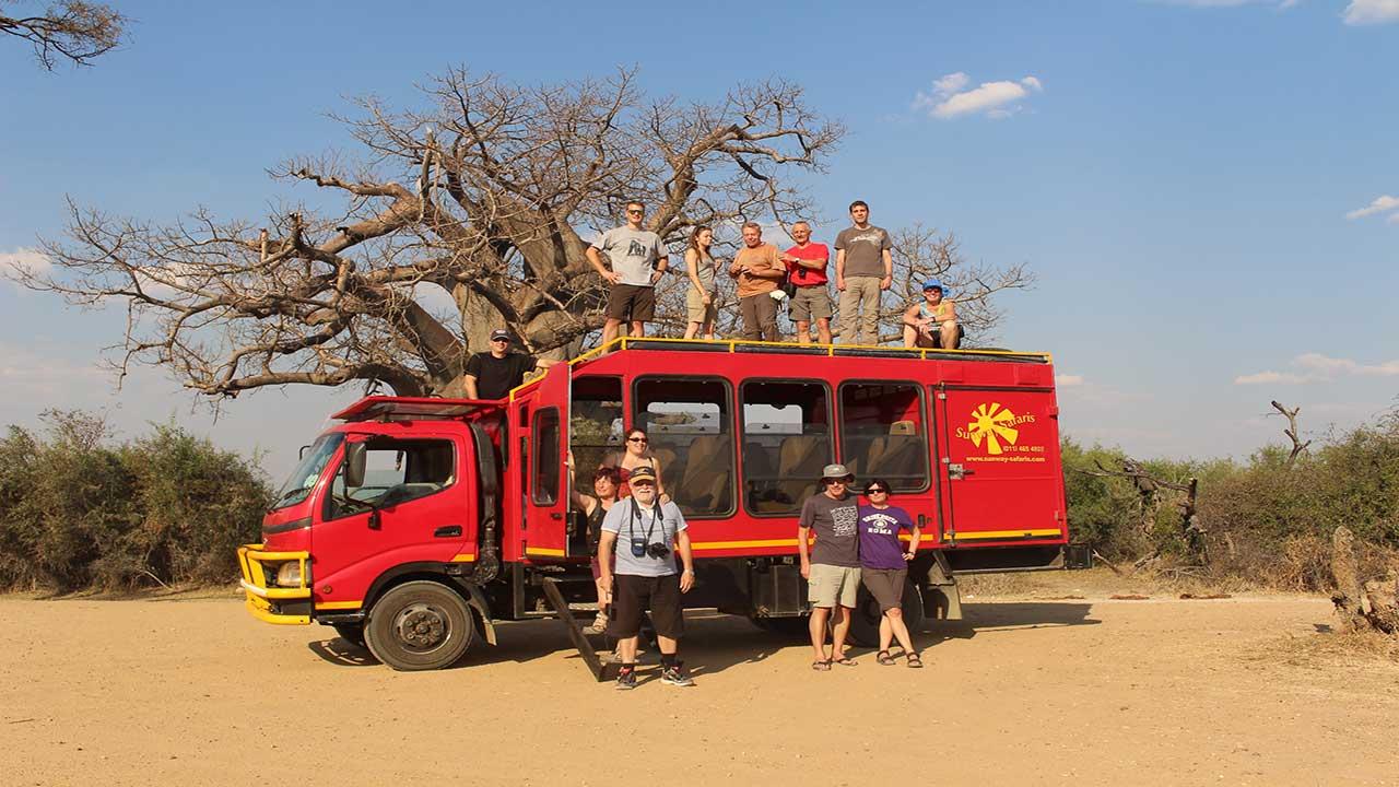 Zambia & Malawi Exploration - Safari Truck
