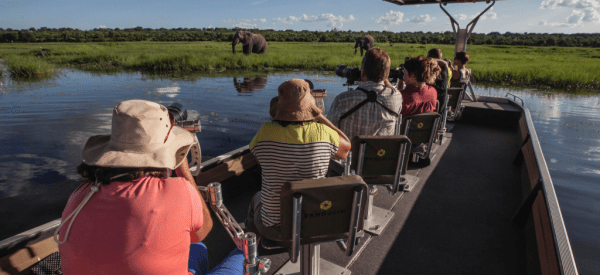 Botswana Chobe Photography Safari