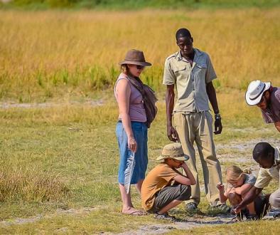 Botswana Lodge Safari