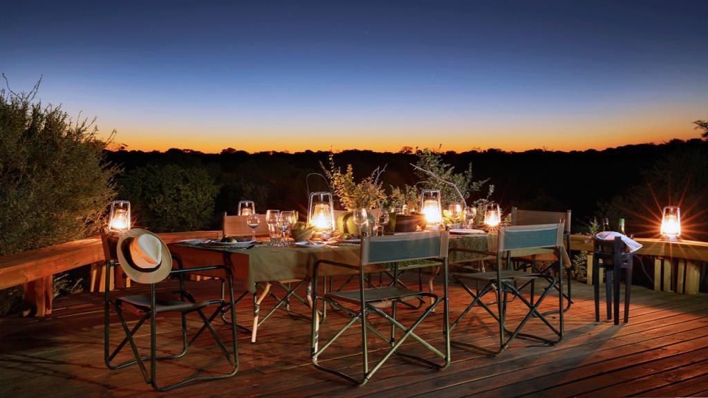 Botswana-Private-Reserve-Lodge-Safari---Skybeds-Dinner - Copy