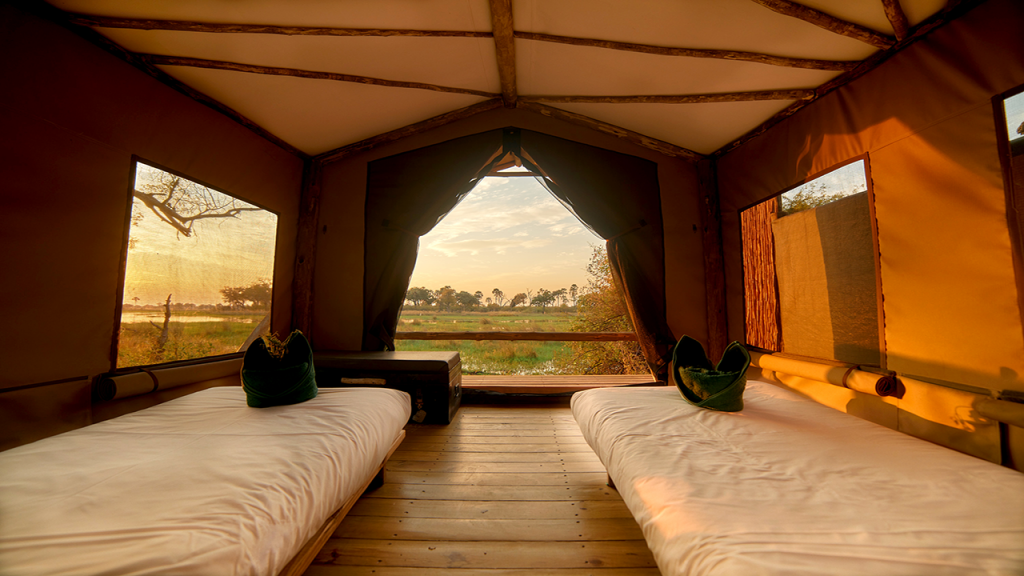 Botswana-Family-Adventure-Safari---Oddballs-Camp-Tent-with-a-View
