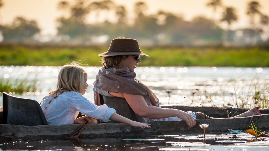 Botswana-Family-Adventure-Safari---Okavango-Delta-Mokoro-Safari